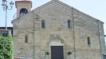Arlate Chiesa Ss. Gottardo e Colombano