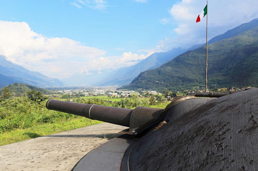 Forte Montecchio Nord Colico