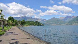 Colico lake Como
