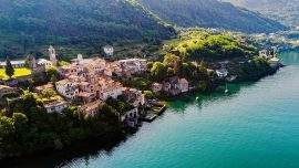 Corenno Plinio - Dervio - Lake Como