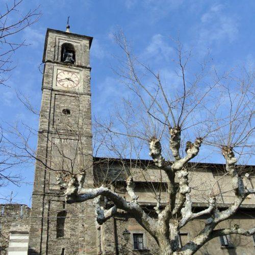 Chiesa di San Tommaso di Canterbury - Corenno Plinio