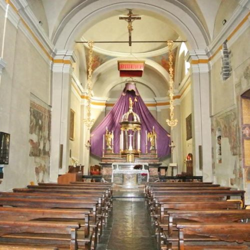 Chiesa di San Tommaso di Canterbury - Corenno Plinio Dervio