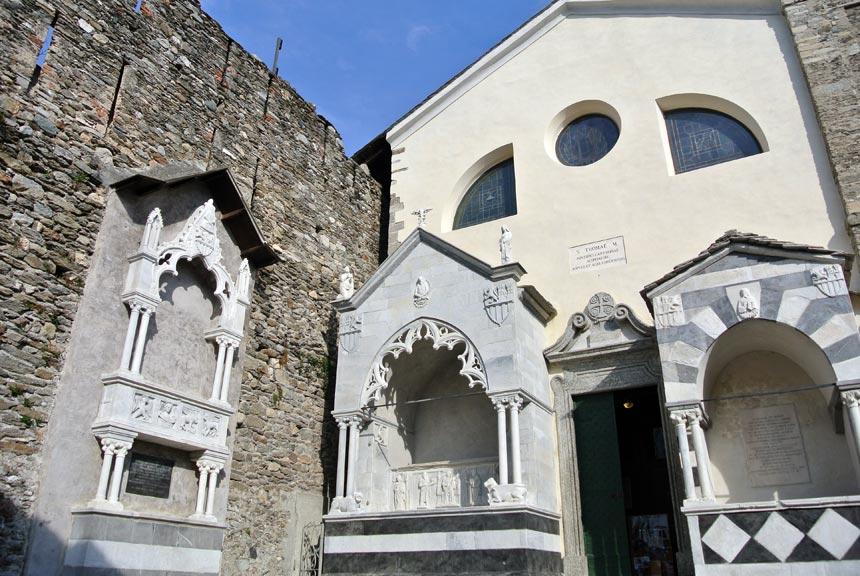 Corenno Plinio Chiesa San Tommaso di Canterbury