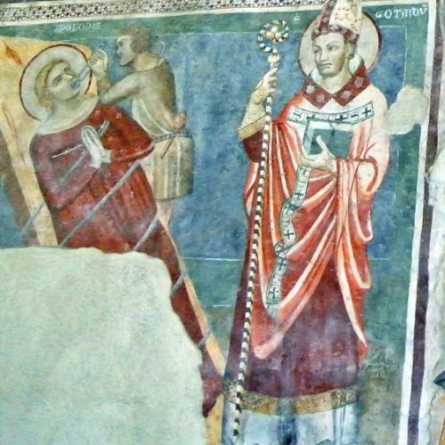 Church of St. Thomas of Canterbury - Corenno Plinio - Dervio
