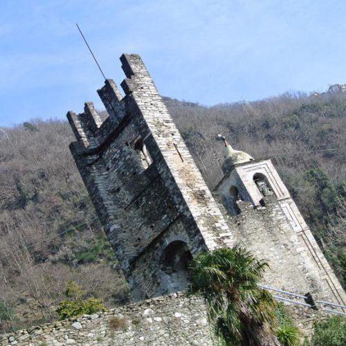 Corenno Plinio - Castello