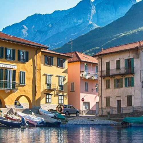 Mandello del Lario - Lake Como