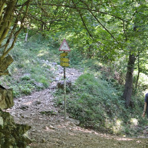 Sentiero Erve - Capanna Monza
