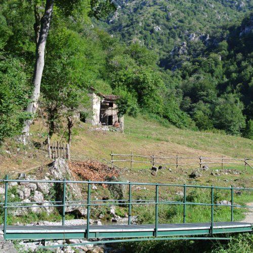 Erve - Località Gnett 633 m