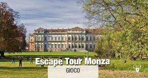 Escape tour Monza