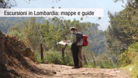 carte escursionistiche Lombardia