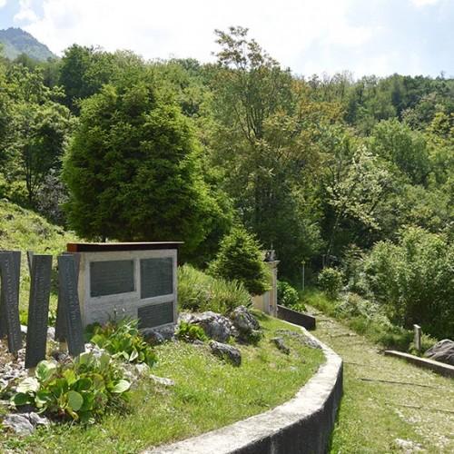 Sentiero Madonna della Rovinata a Lecco