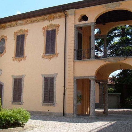 Villa Bertarelli - Galbiate - Lecco