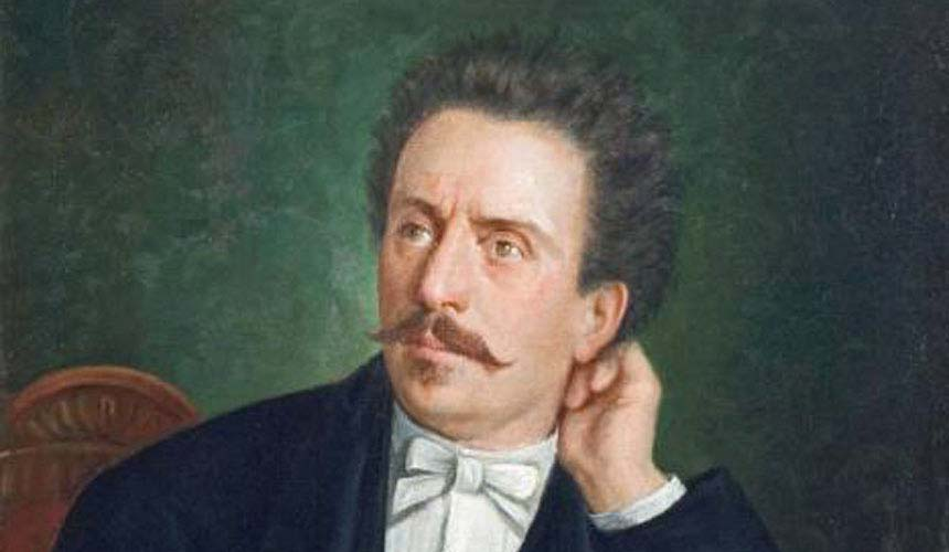 Ghislanzoni Antonio ritratto