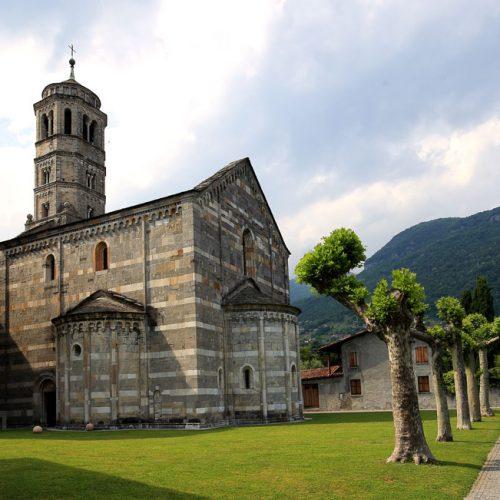 Gravedona - Chiesa S. Maria del Tiglio