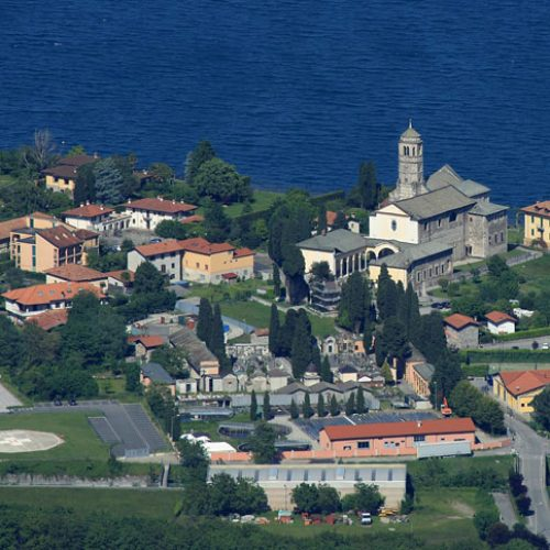 Gravedona - San Vincenzo and S. Maria del Tiglio Churches