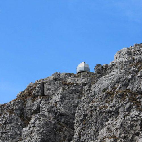 Grignetta sentiero Cresta Sinagaglia