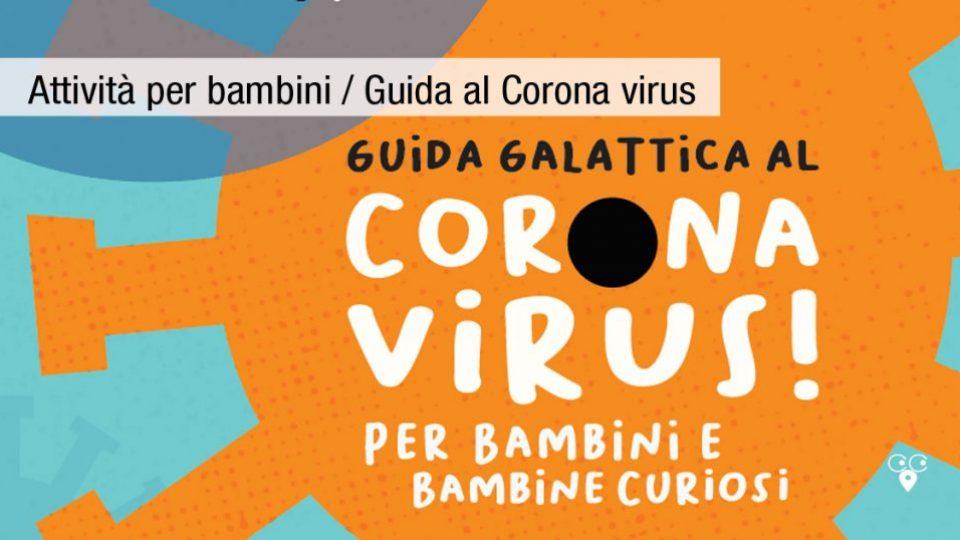 guida al corona virus per bambini