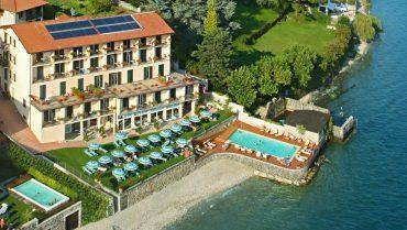 Hotel Regina Lago di Como con piscina