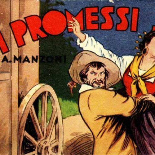 I Promessi Sposi tra illustrazione e fumetto