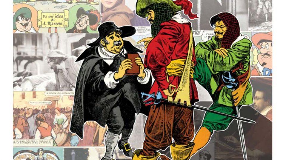 i promessi sposi fumetti museo-fumetto-milano