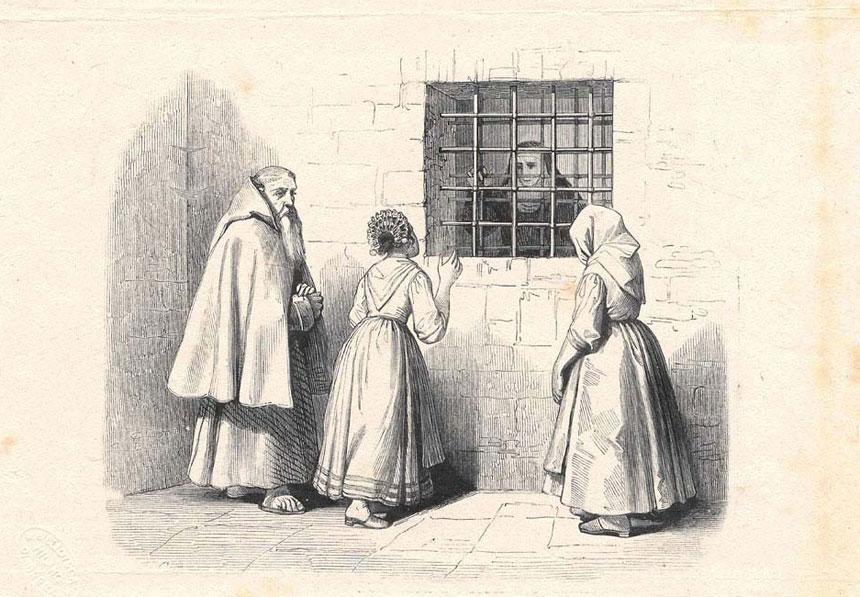 Lucia e la monaca di Monza