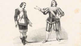 don Rodrigo e conte Attilio