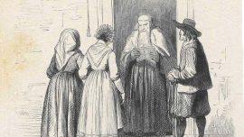 Lucia al convento della monaca di Monza