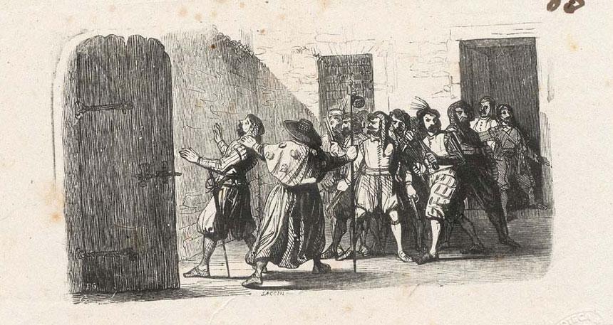 Tentato rapimento di Lucia