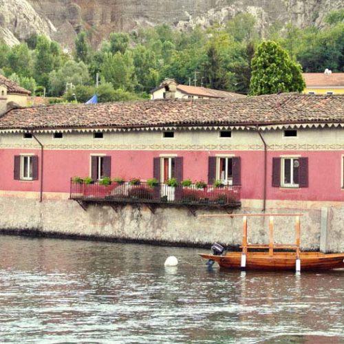 Viscontea isle - Lecco - Italy