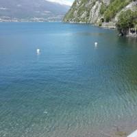Lago di Como spiaggia per cani