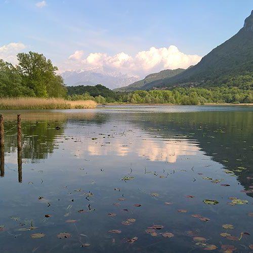 Lago di Piano - Carlazzo - Como