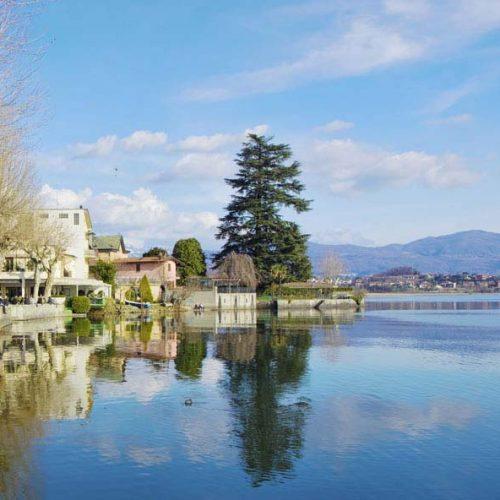 Lago di Pusiano - Lecco
