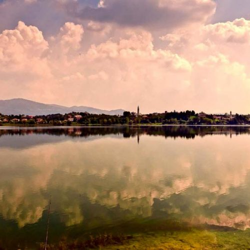 Lake Pusiano - Lecco