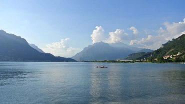 Lago di Garlate - Lecco