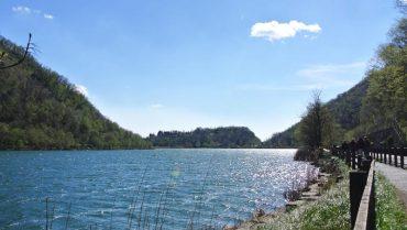 Lago Segrino - ciclopedonale
