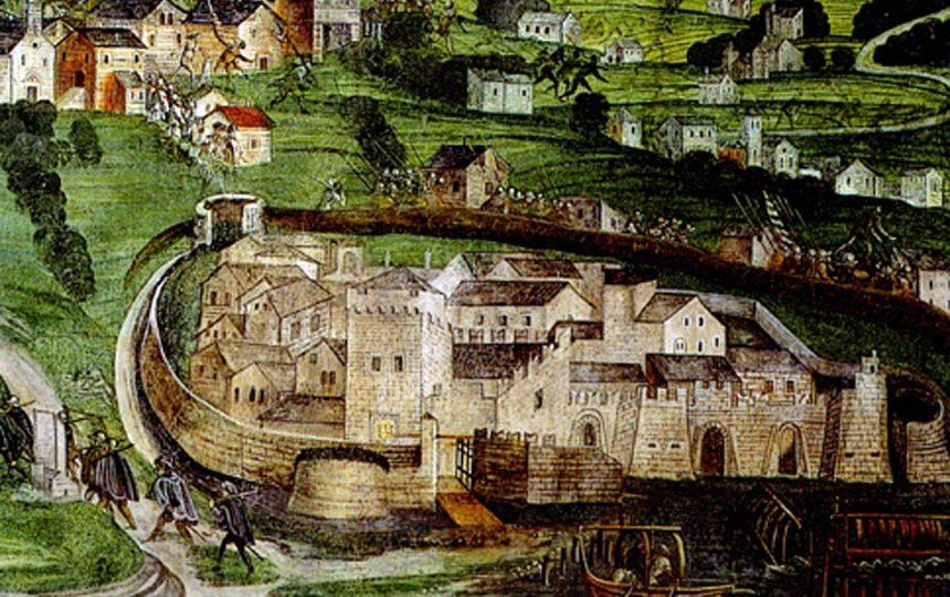 Lecco borgo fortificato