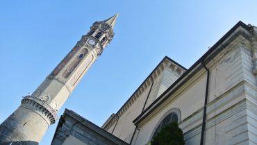 Campanile della Basilica San Nicolò Lecco