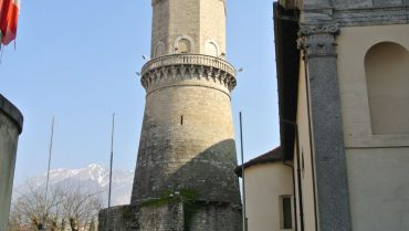 Torrione campanile di Lecco
