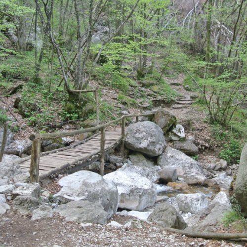 Sentiero per Campo de Boi - Lecco