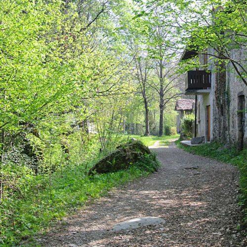 Campo de Boi - sentiero