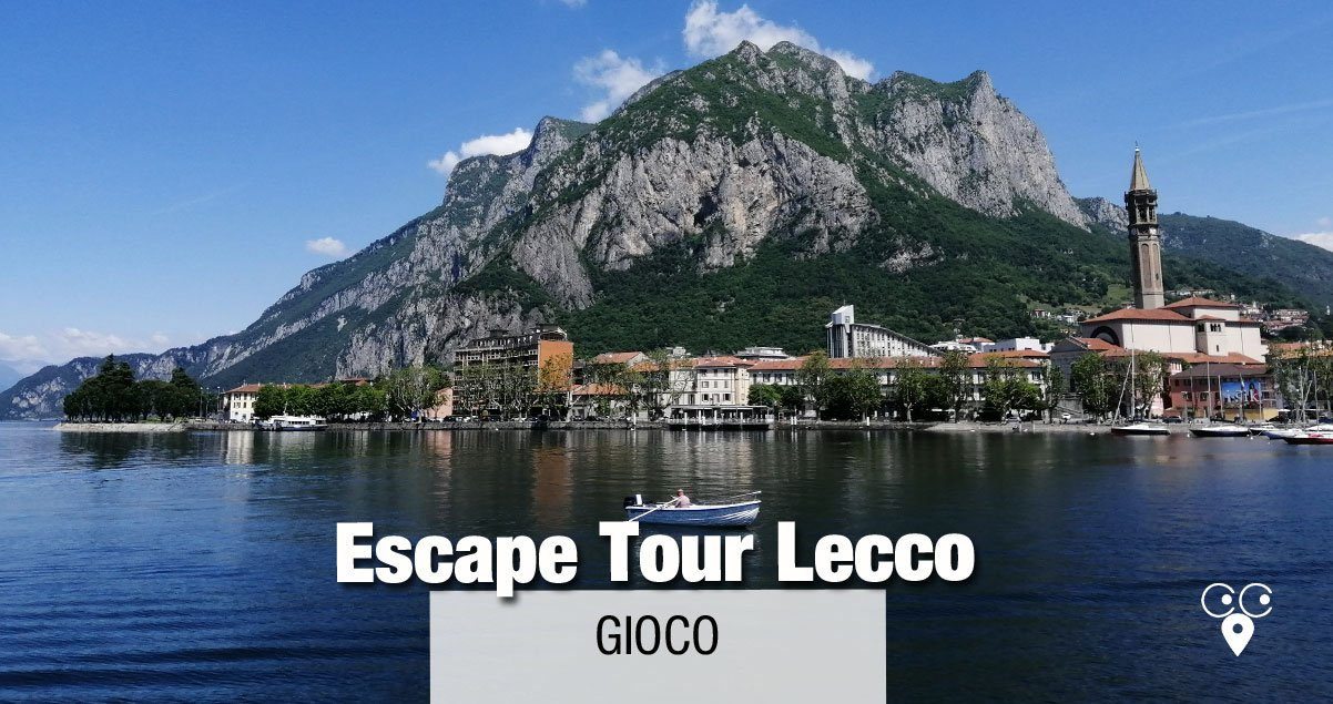 Lecco escape tour