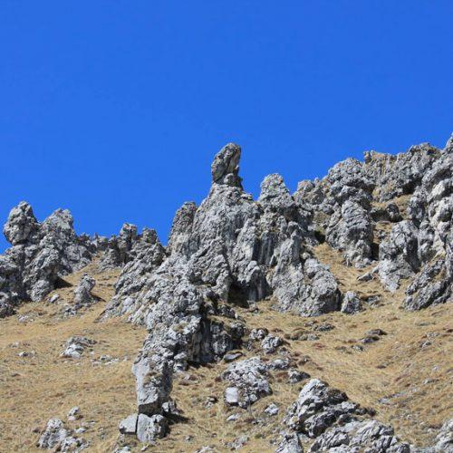 Sentiero Cresta Sinigaglia
