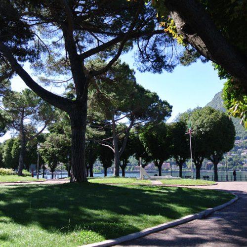 Lungolago di Lecco - zona Malpensata