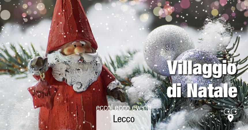 Mercatini di Natale a Lecco