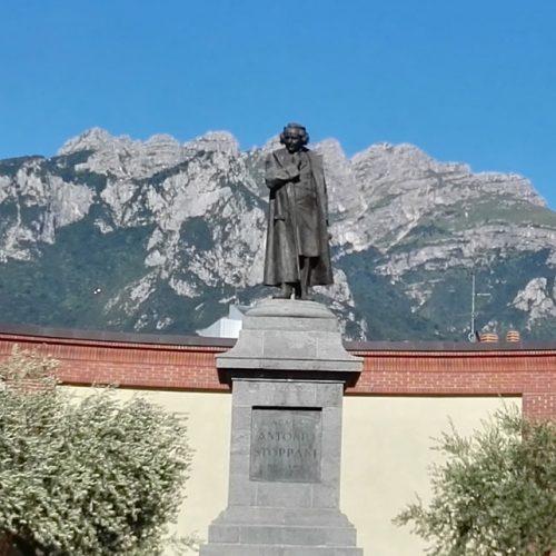 Monumento all'Abate Antonio Stoppani
