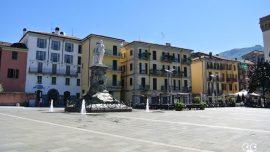 Lecco Piazza Cermenati