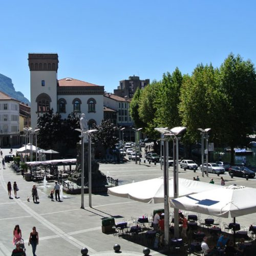 Piazza Cermenati