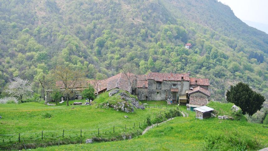 Lecco Resegone località Costa escursioni