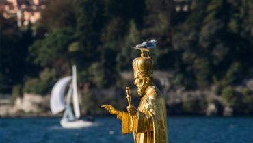 Statue of San Nicolò