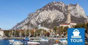 Lecco lake como boat tour barca lago como